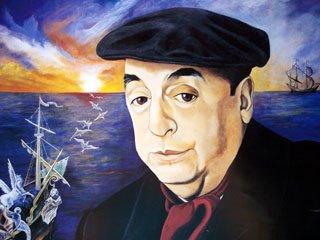 12 de julio: Natalicio de Pablo Neruda.
