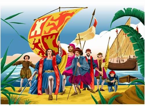 12 de octubre: Descubrimiento de América.